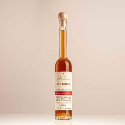Bockbieressig Flasche 0,1 L