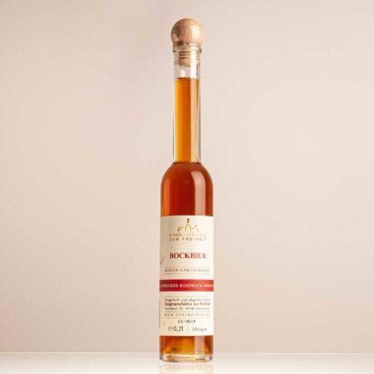 Bockbieressig Flasche 0,2 L