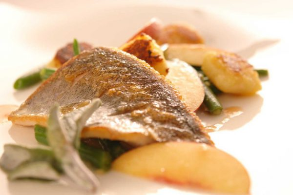 Forellenfilet mit meinDressing QUITTE - meinDressing