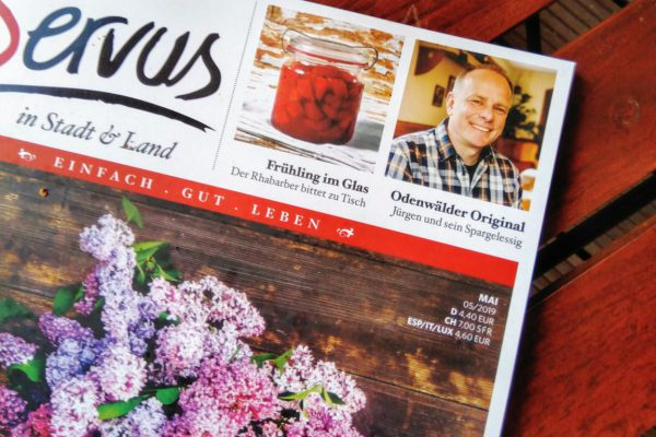 Servux Magazin Titel - meinDressing