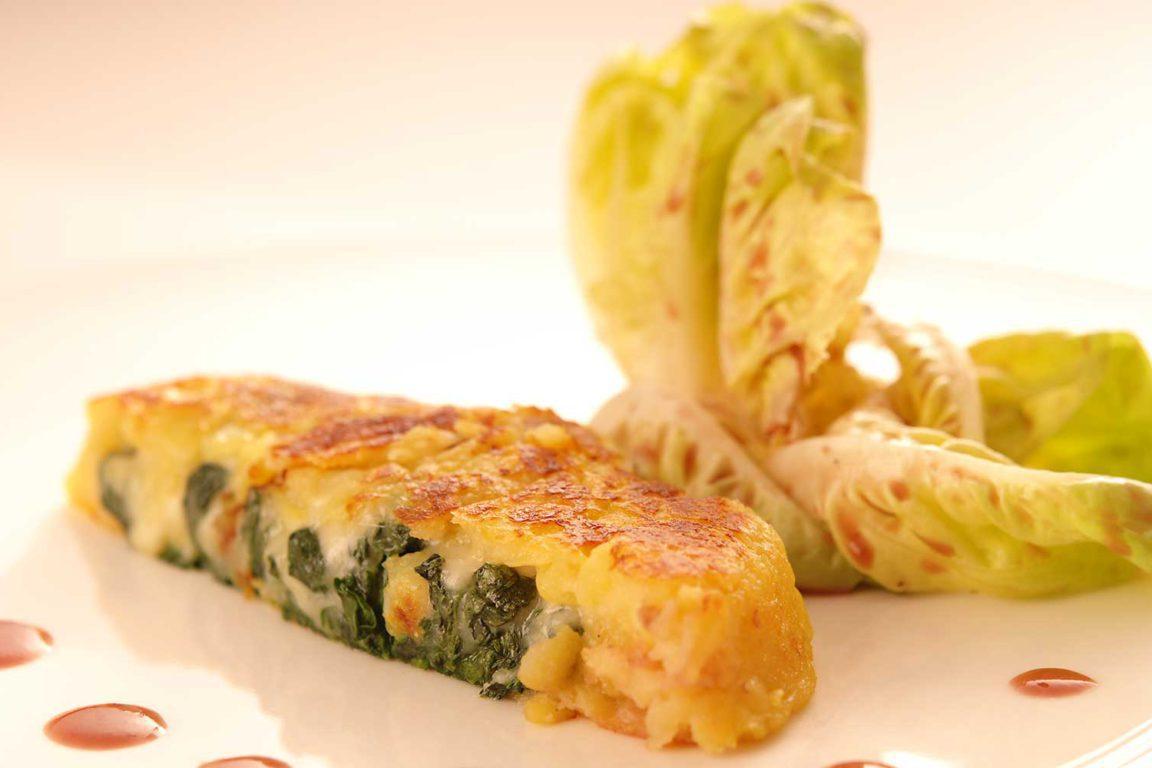 Kartoffelrösti Mit MeinDressing KIRSCHE - MeinDressing
