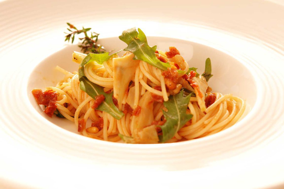 Spaghettinisalat Mit MeinDressing TOMATE - MeinDressing
