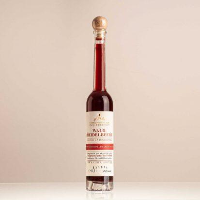 Waldheidelbeeressig Flasche 0,1 L